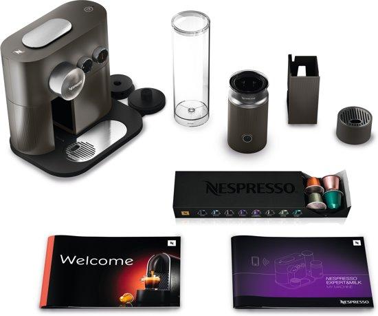 Nespresso Magimix Expert & Milk M500-11380 Koffiemachine