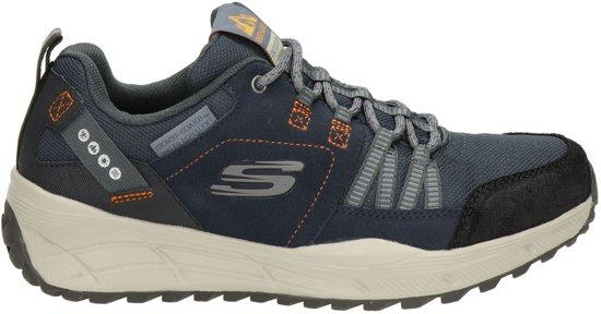 Skechers heren sneaker Blauw Maat 43