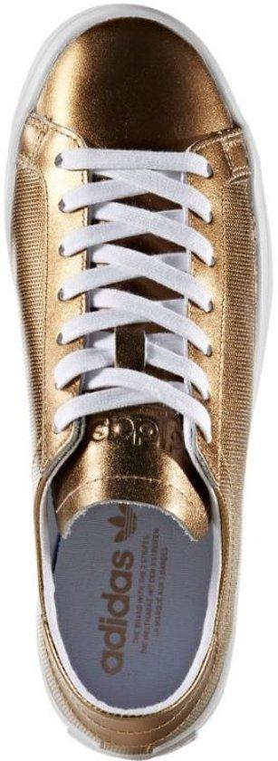 Adidas Maat 36 Vantage Court Dames Goud Sneakers 8vXPrxqg8