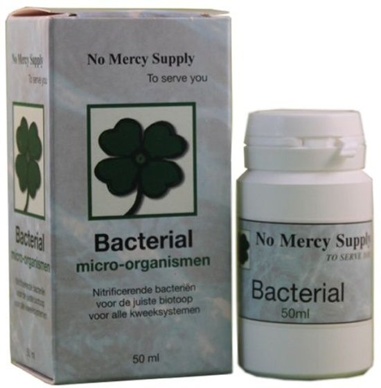 No Mercy Supply Bacterial 50 ml