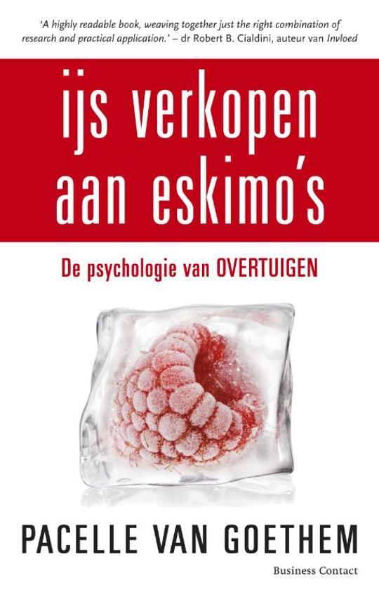 Boek cover IJs verkopen aan Eskimos van Rijksmuseum (Paperback)