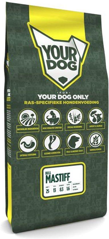 Yourdog Bull Mastiff Pup - 12 KG