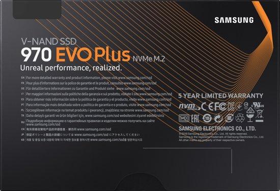 Samsung 970 EVO Plus M.2 2TB SSD
