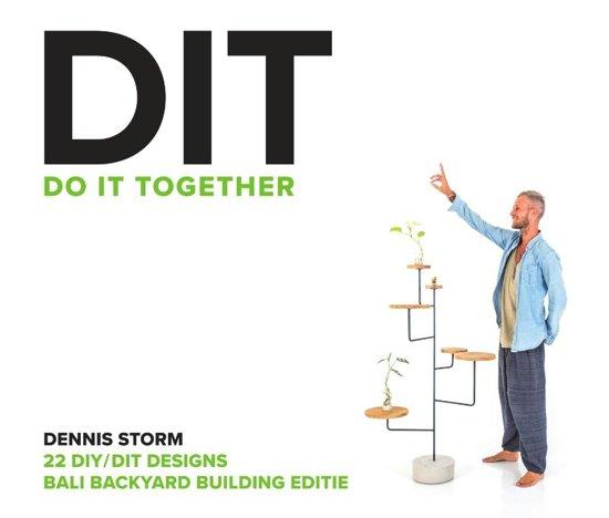 Boek cover DIT. Do it together van Dennis Storm (Hardcover)