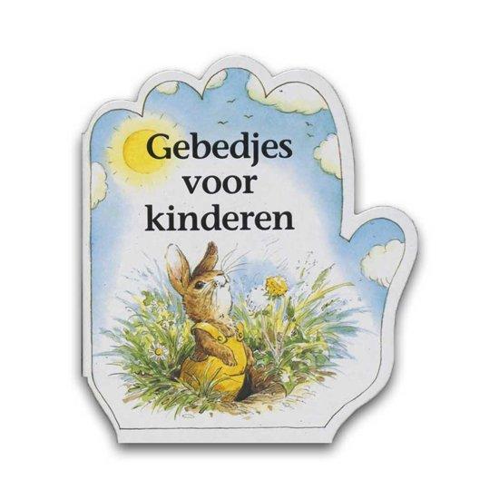 Cover van het boek 'Gebedjes voor kinderen' van Linda Parry en Alan Parry