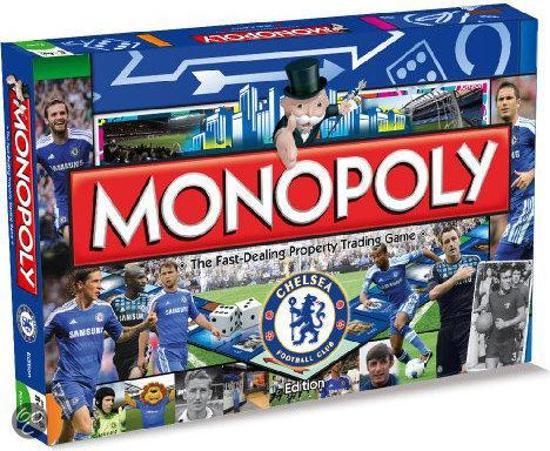 Monopoly Chelsea FC - Bordspel