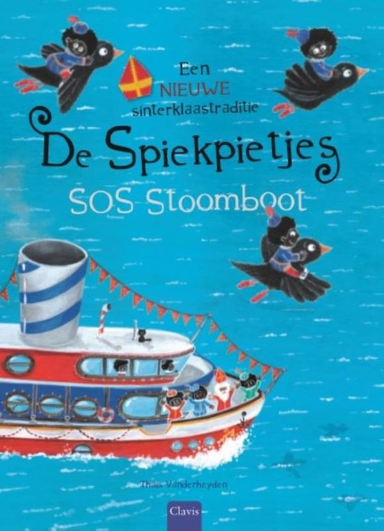 De Spiekpietjes - SOS stoomboot