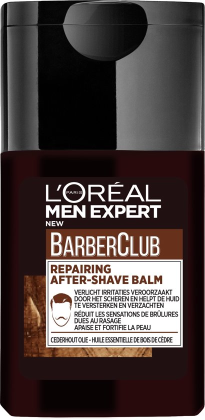 L'Oréal Men Expert BarberClub AfterShave Pomade - 125 ml