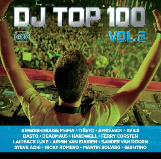 DJ Top 100 2013 Vol. 2
