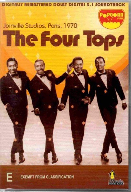 bol com | The Four Tops - Live Joinville Studios, Paris 1975