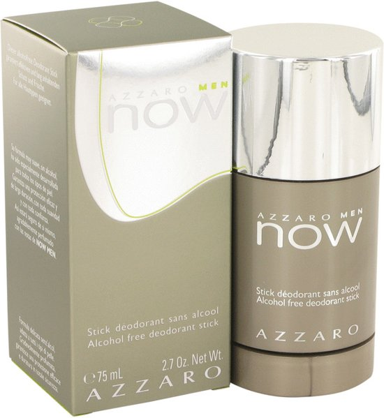 Azzaro Now Men deodorant stick 80 ml