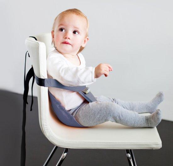 Baby Zitten Stoel.Bol Com Minichair Kinderzitje Grijs