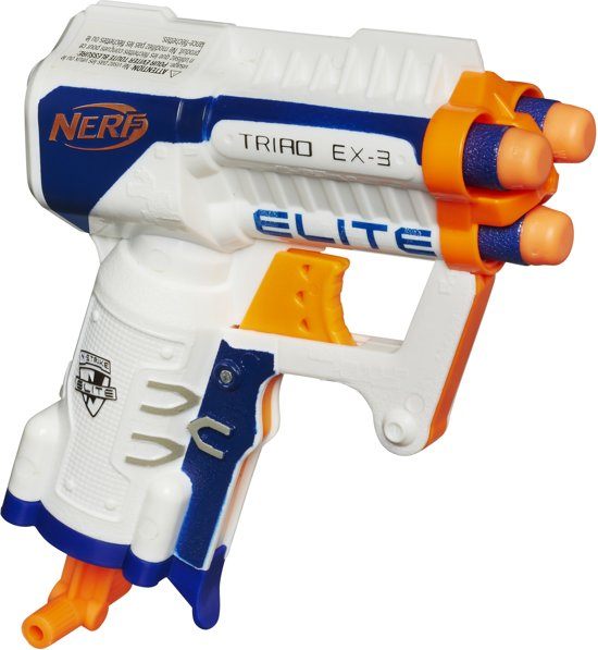 NERF N-Strike Elite Triad EX3 - Blaster