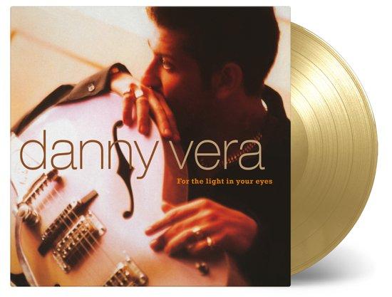 CD cover van For The Light In Your Eyes (Coloured Vinyl) van Danny Vera