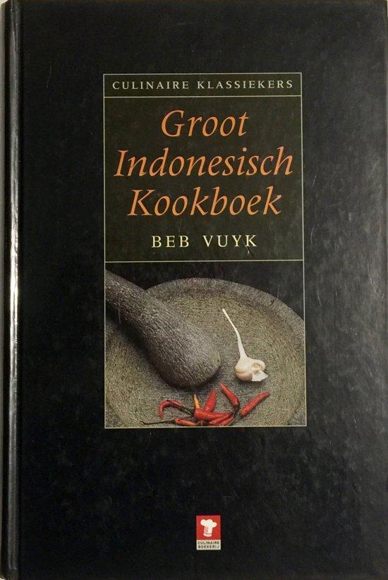 GROOT INDONESISCH KOOKBOEK JUBILEUM-ED