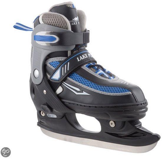 Zandstra Lake Placid Junior - IJshockeyschaats - Verstelbaar - Maat 35-38