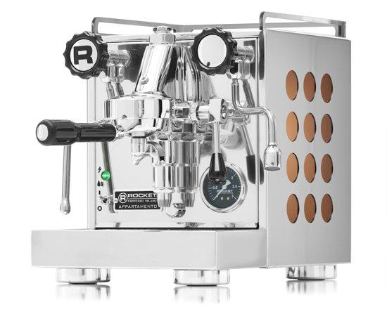 Bol Com Rocket Appartamento Espressomachine Rvs Koper