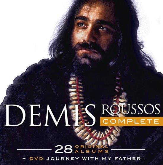 Demis Roussos - Complete 28 Original Albums + Dvd