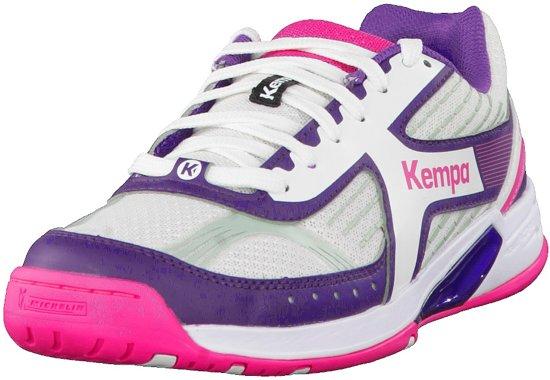 Kempa  Wing  Sportschoenen - Maat 41 - Vrouwen - roze/wit/paars