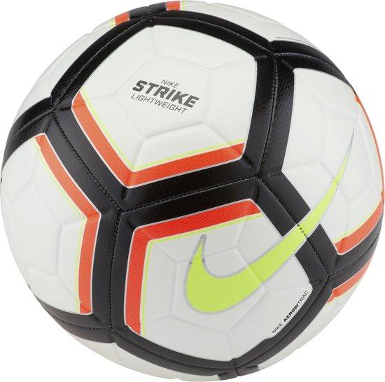 Nike VoetbalKinderen en volwassenen - wit/zwart/oranje/geel