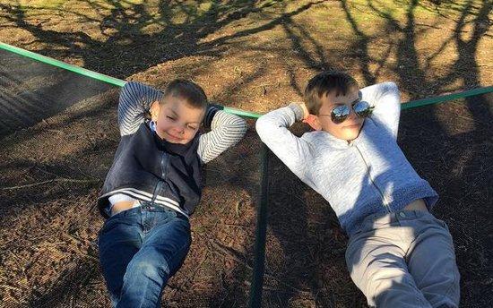 Boom Hangmat T-Mini voor kinderen