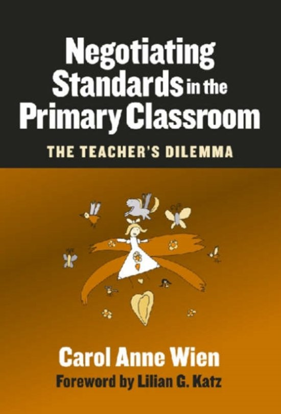 Negotiating Standards in the Primary Classroom