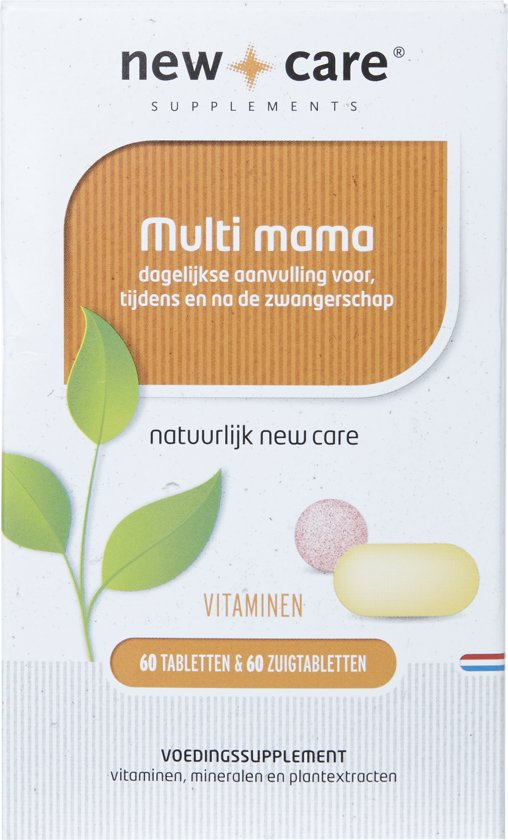New care multi mama * 120 st