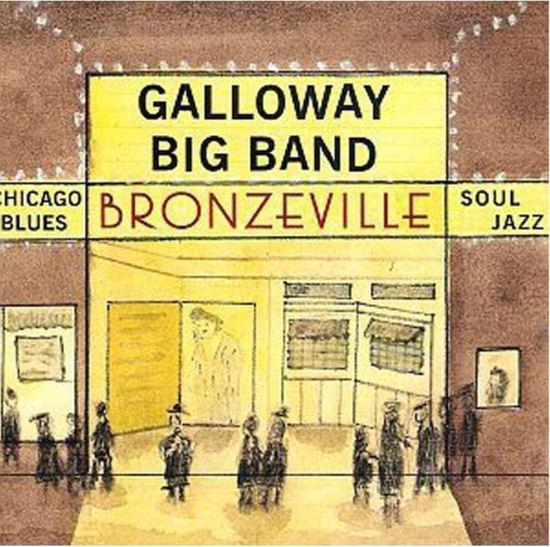 Bronzeville - Chicago Blues, Soul Jazz