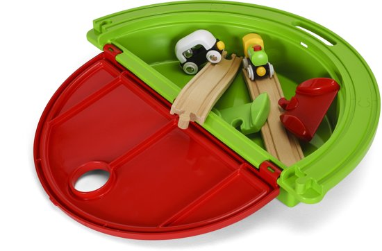BRIO My First Travel Treinset 33711