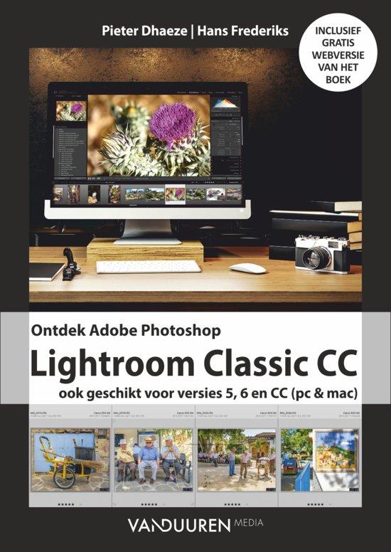 Ontdek - Ontdek Adobe Photoshopp Lightroom Classic CC