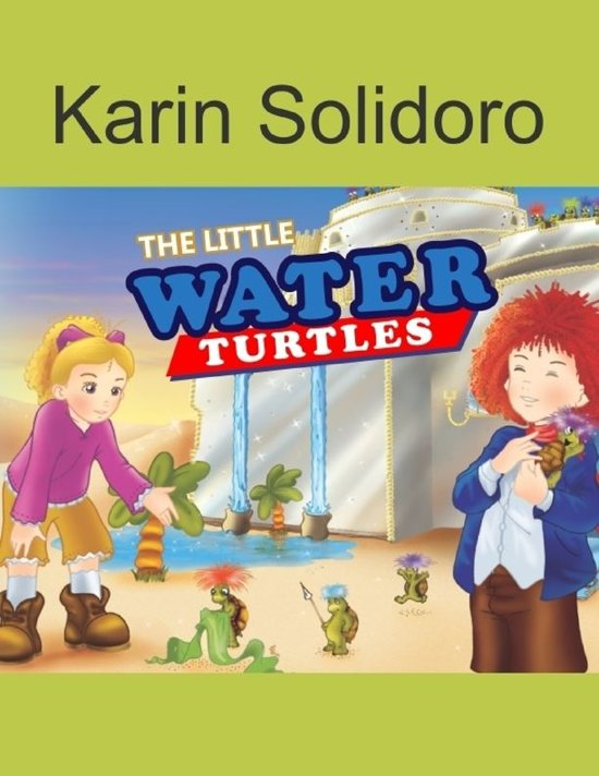 The Little Water Turtles