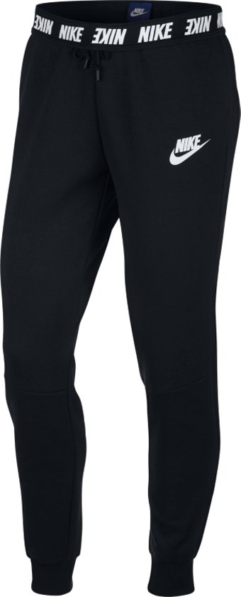 Joggingbroek Dames Zwart.Bol Com Nike Sportswear Advance 15 Pant Joggingbroek Dames Black