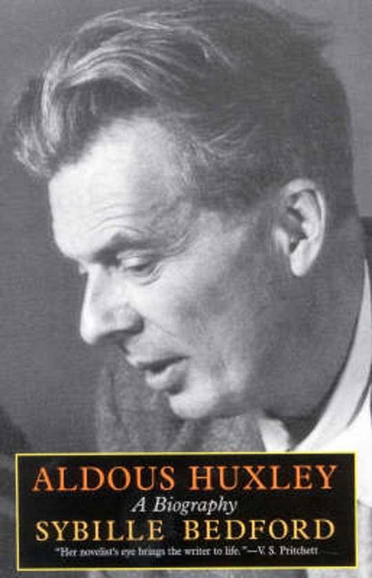 a brief biography of aldous huxley an english novelist