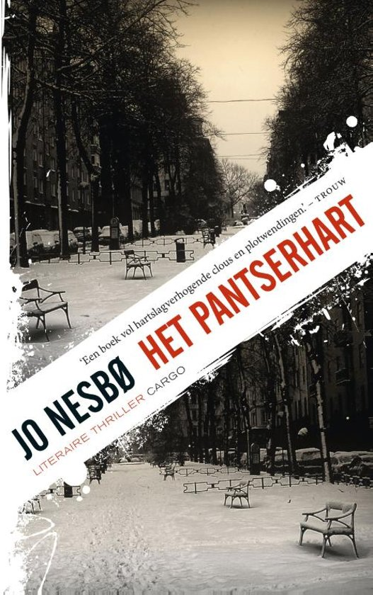 Harry Hole 8 - Het pantserhart