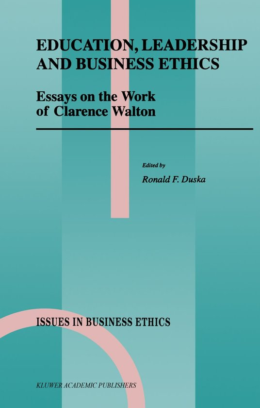 business ethics 39 essay