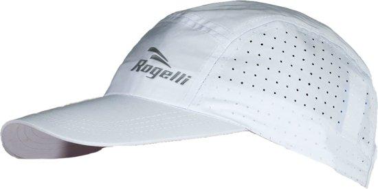Rogelli Liberty Cap 2.0 Cap - Unisex - wit