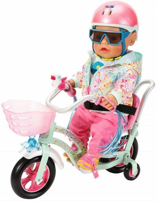 BABY born Play&Fun Deluxe Bike Set 43cm