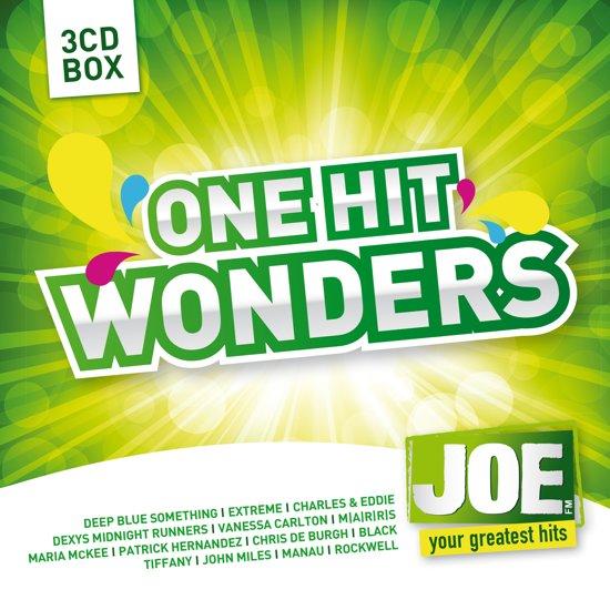 CD cover van Joe Fm One Hit Wonders van Joe