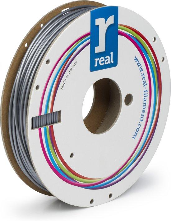 REAL Filament PLA zilver 2.85mm (500g)
