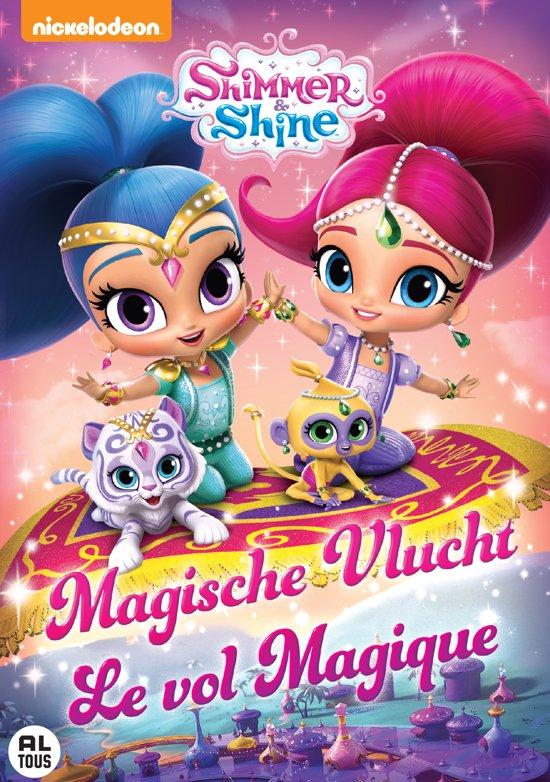 Shimmer & Shine Volume 4: Magische Vlucht