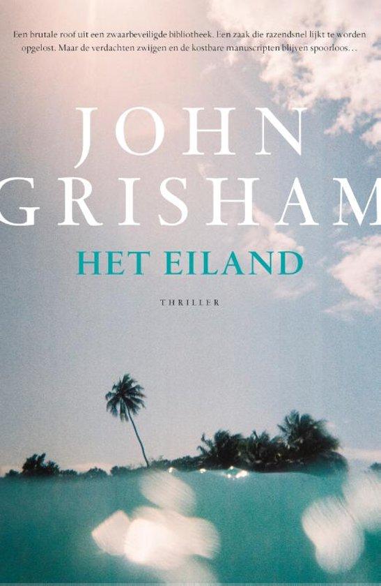 Boek cover Het eiland van John Grisham (Paperback)