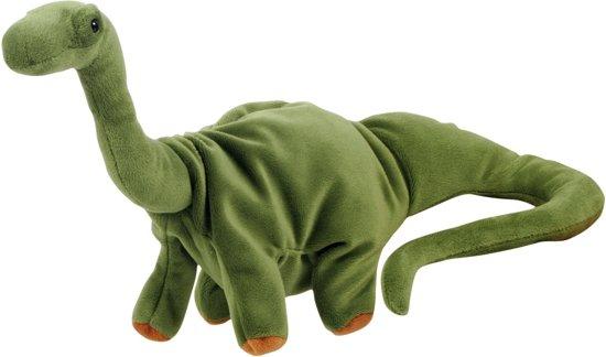 Beleduc Brontosaurus Speelhandschoen - Handpop