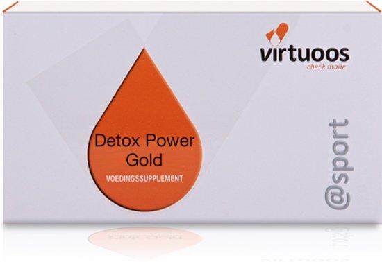 VIRTUOOS DETOX POWER GOLD