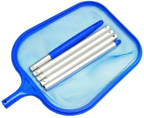Gre Oppervlaktenet Met Deelbare Steel Blauw