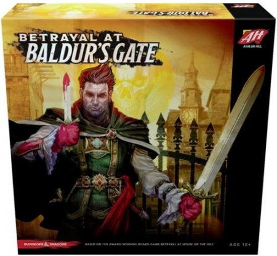 Afbeelding van Betrayal At Baldur s Gate C4 speelgoed