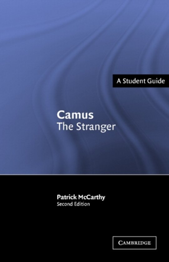 an analysis of the main characters in camuss the stranger Marie cardona is one of the main characters in albert camus's the stranger who will be as the indifference of the main character is explored analysis of.