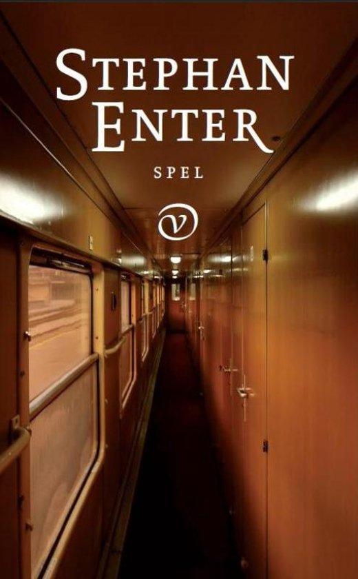 Boek cover Spel van Stephan Enter (Paperback)