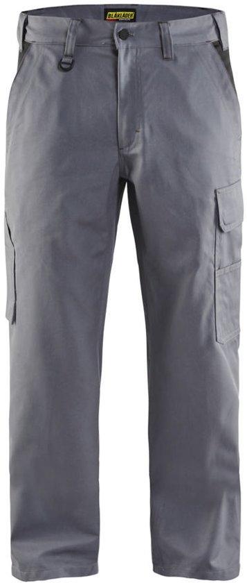 Bläkläder werkbroek industrie - Grijs/Zwart
