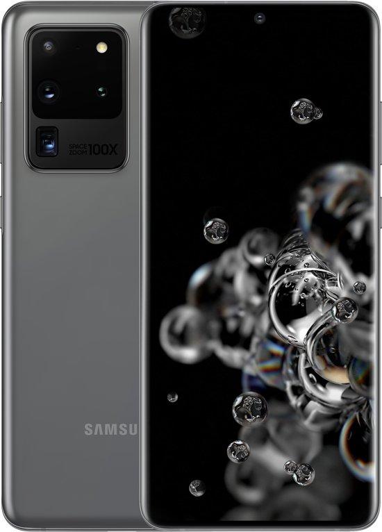 Samsung Galaxy S20 Ultra - 5G - 128GB - Cosmic Gray
