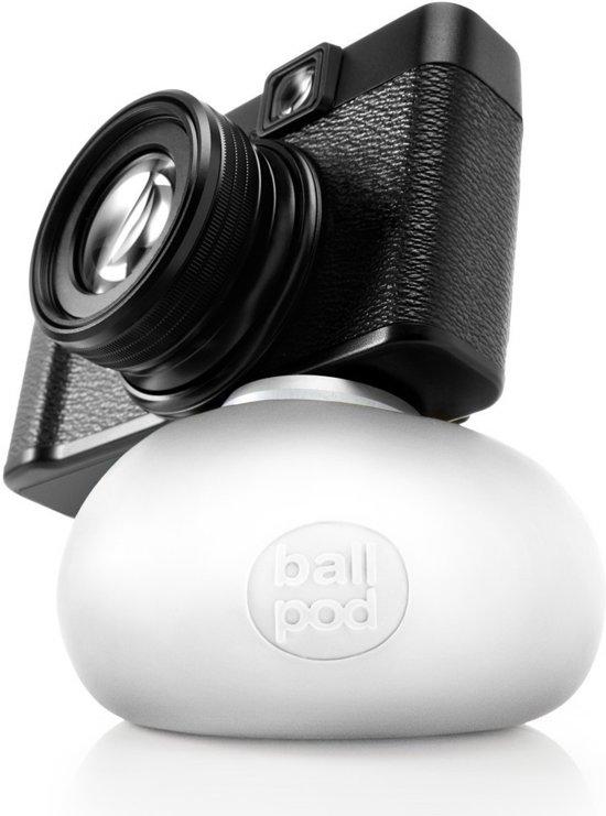 Ballpod 8cm Wit